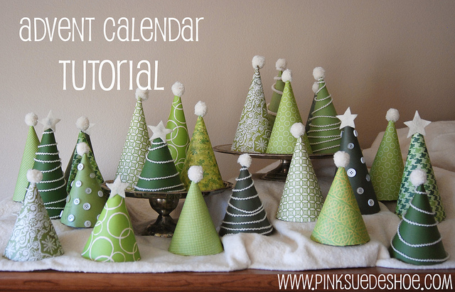 Homemade Christmas decorations - vicky myers creations