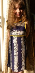 Remodelled dress
